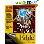 PHP 5 and MySQL Bible (Engels)