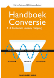 <b>Handboek Conversie &amp; Customer Journey Mapping</b>